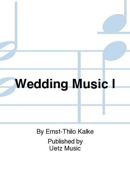 Wedding Music I