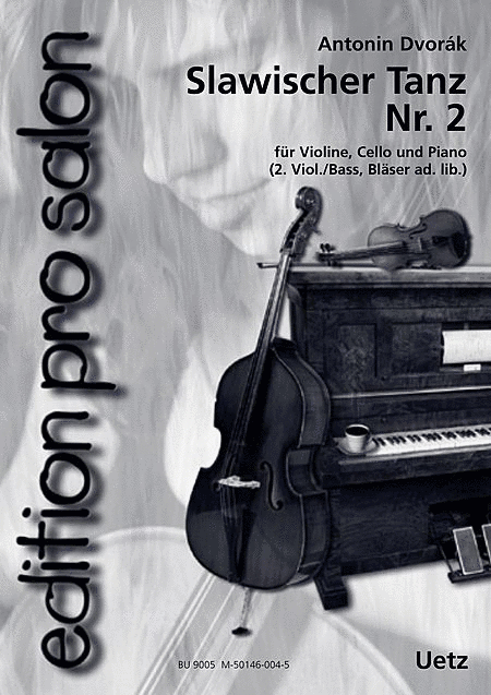 Slawischer Tanz No. 2, Op.72