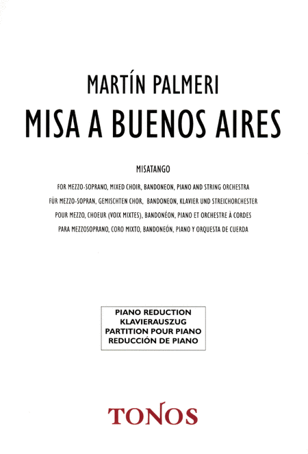 Misa A Buenos Aires