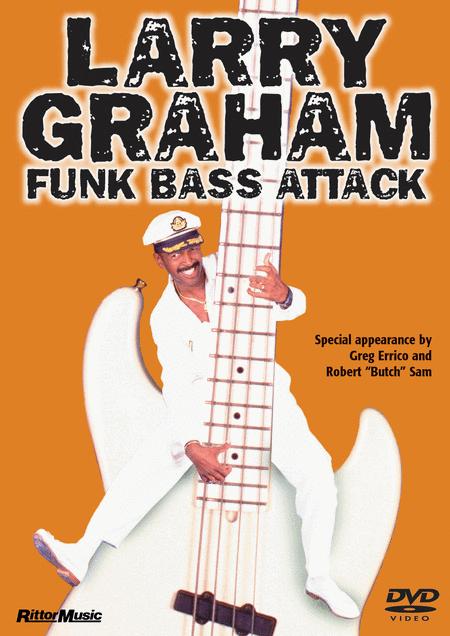 Larry Graham - Funk Bass Attack