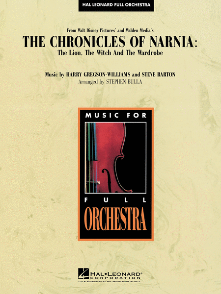Music from The Chronicles of Narnia: The Lion, the Witch and the Wardrobe