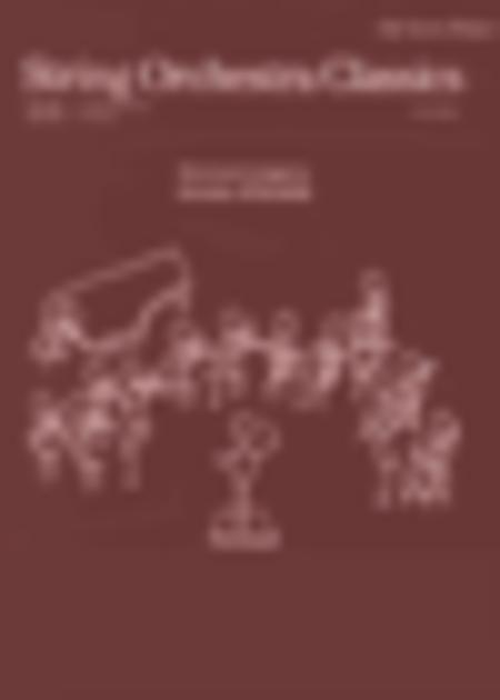 String Orchestra Classics Book II - Score