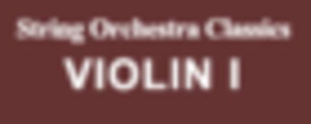 String Orchestra Classics Book II - Violin I