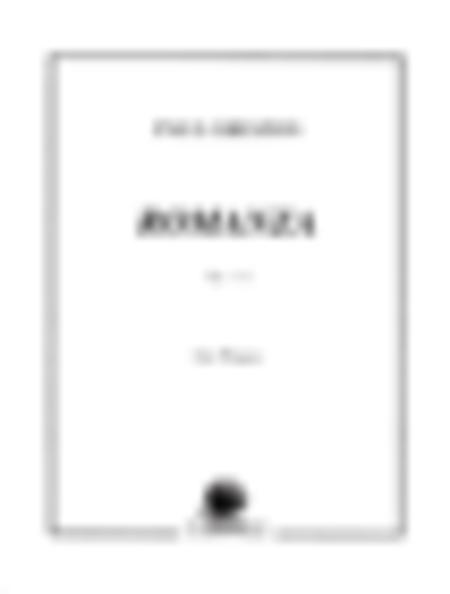 Romanza, Op. 110
