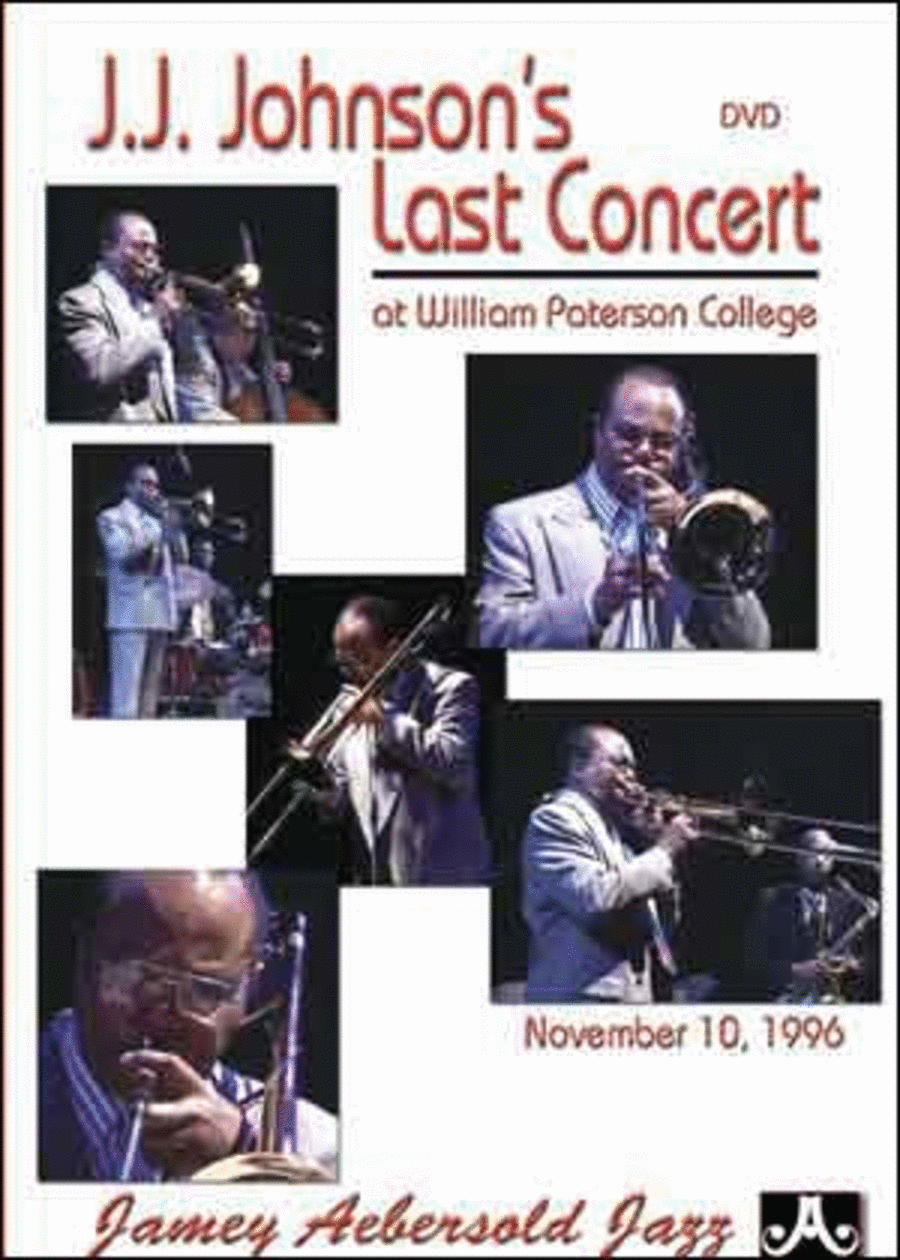 Last Concert at William Paterson College (DVD)