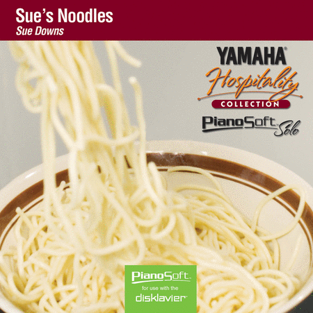 Sue Downs - Sue's Noodles