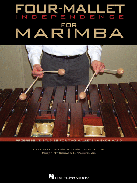 Four-Mallet Independence For Marimba Sheet Music By Johnny ...