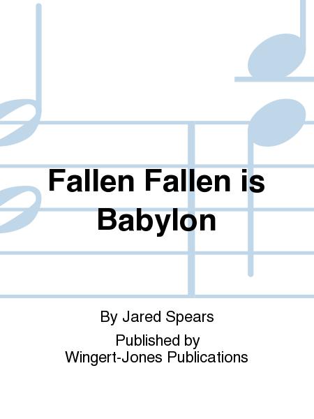 Fallen Fallen is Babylon