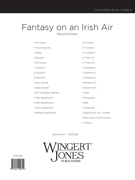 Fantasy on an Irish Air