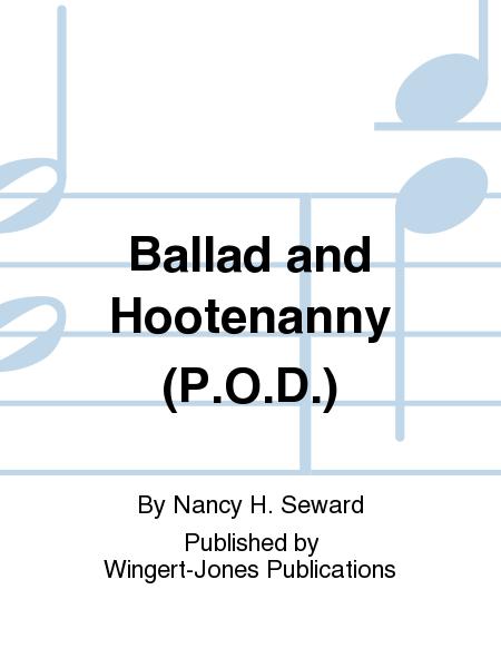 Ballad and Hootenanny (P.O.D.)