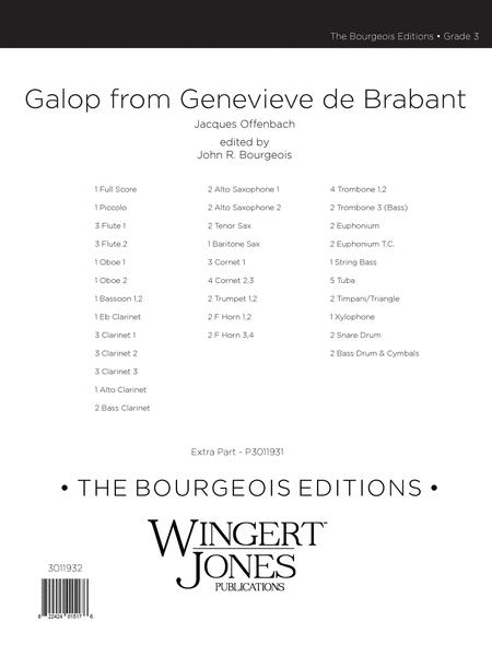 Galop from Genevieve De Braban