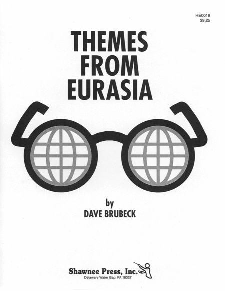 Dave Brubeck - Themes from Eurasia