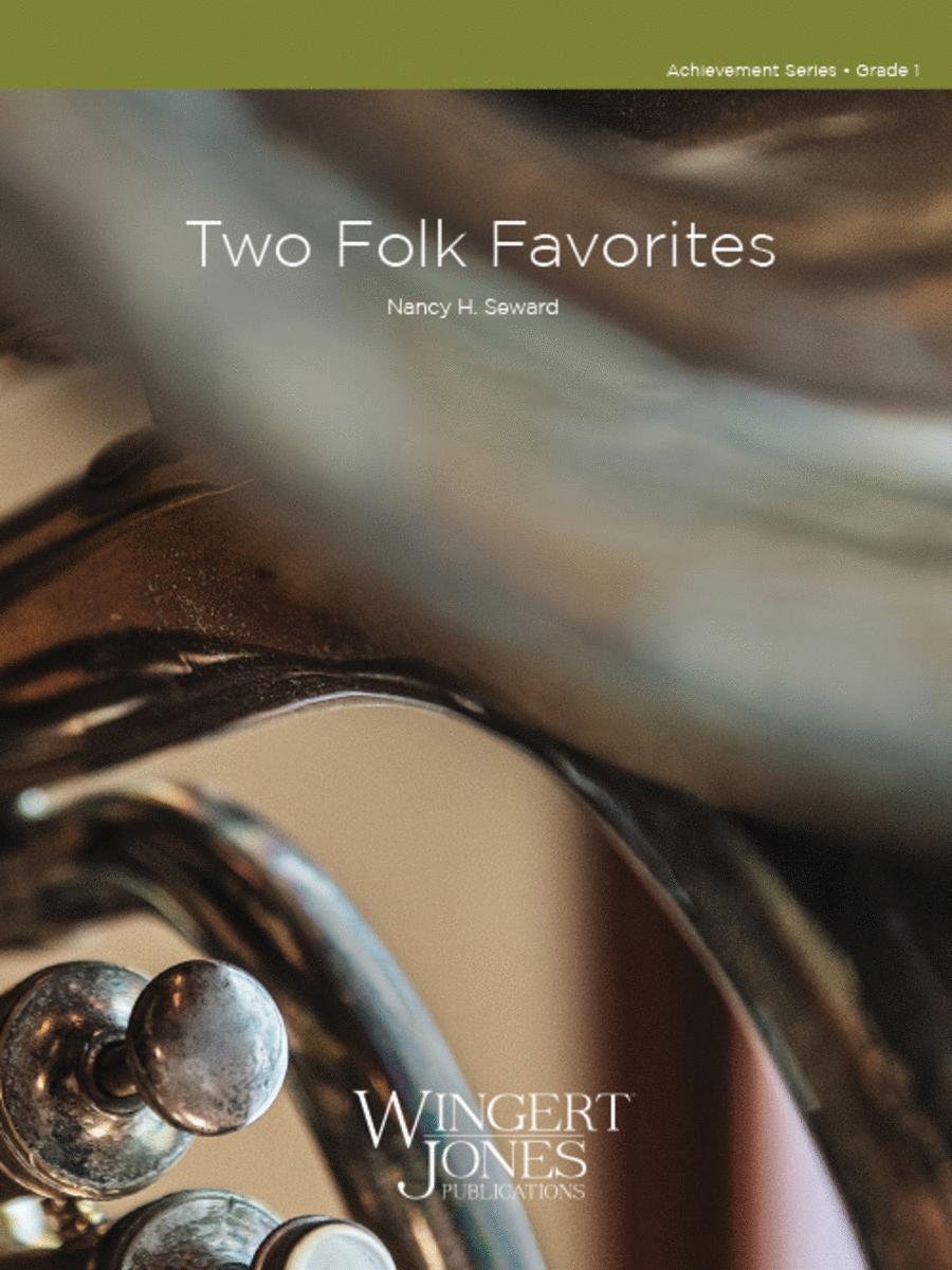 Two Folk Favorites (P.O.D.)