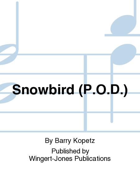 Snowbird (P.O.D.)