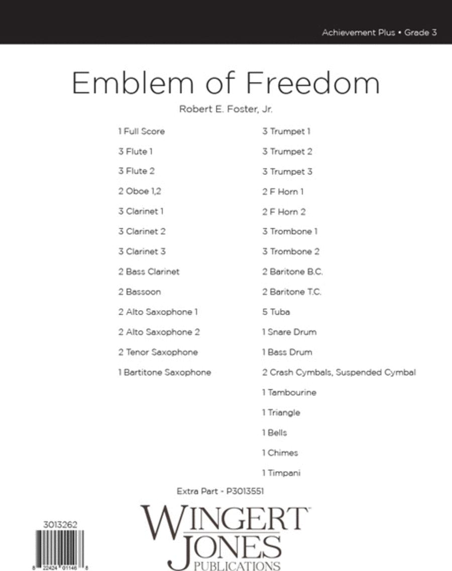 Emblem of Freedom