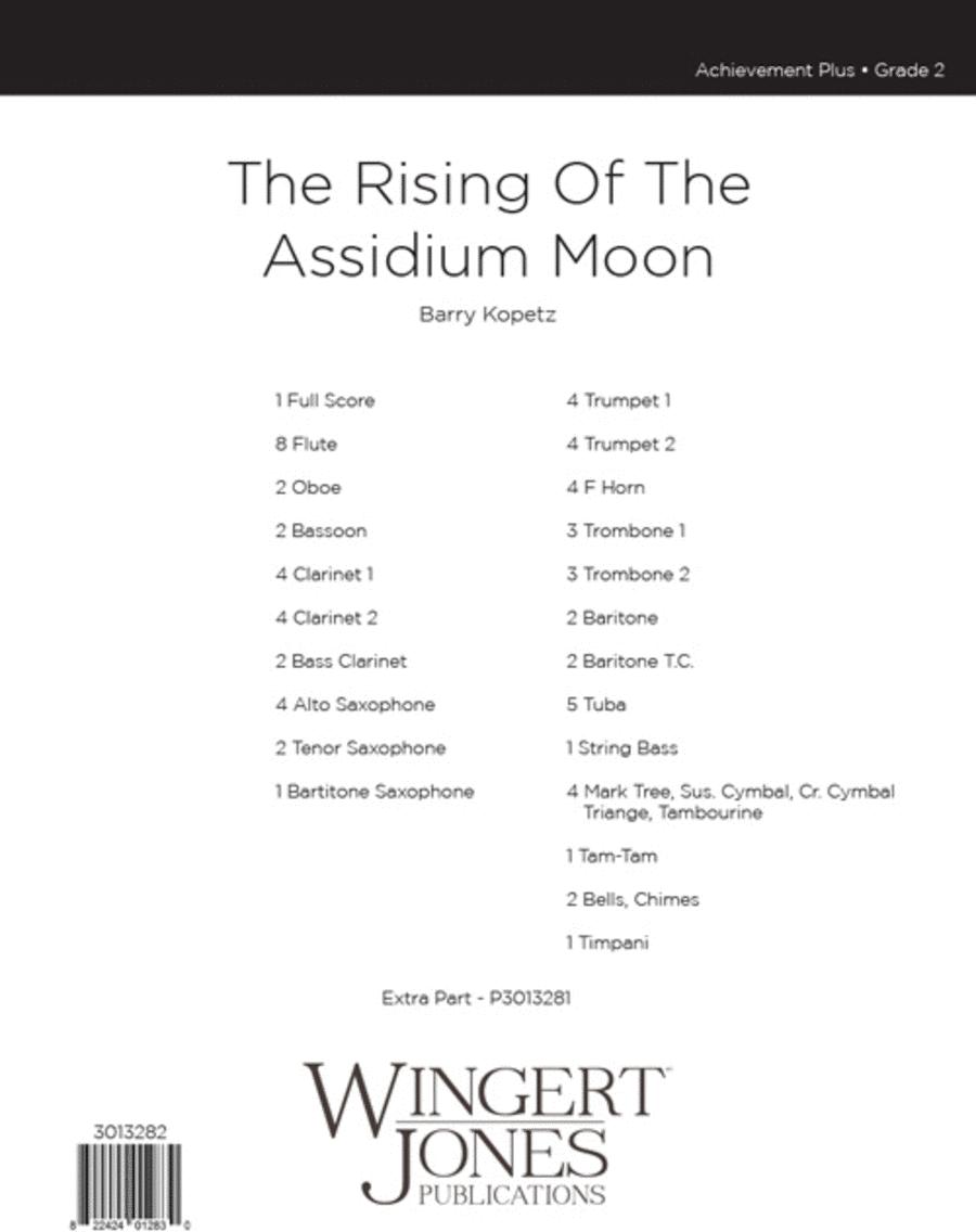 Rising of the Assidium Moon