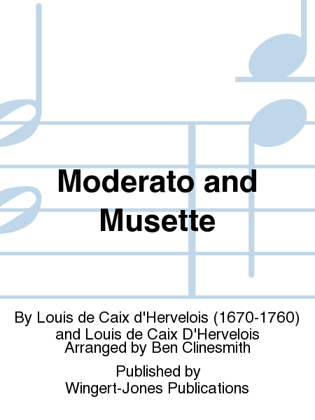 Moderato and Musette