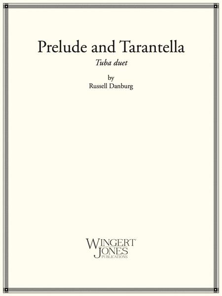 Prelude and Tarantella - Tuba Duet (P.O.D.)