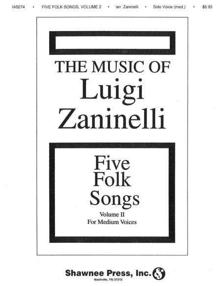 Five Folk Songs II
