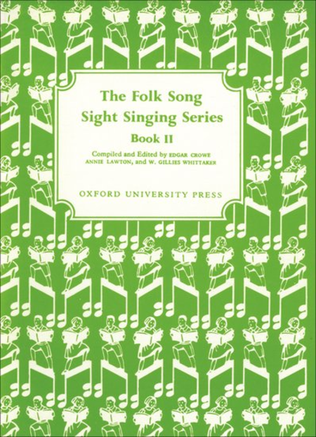 Folk Song Sight Singing - Book 2