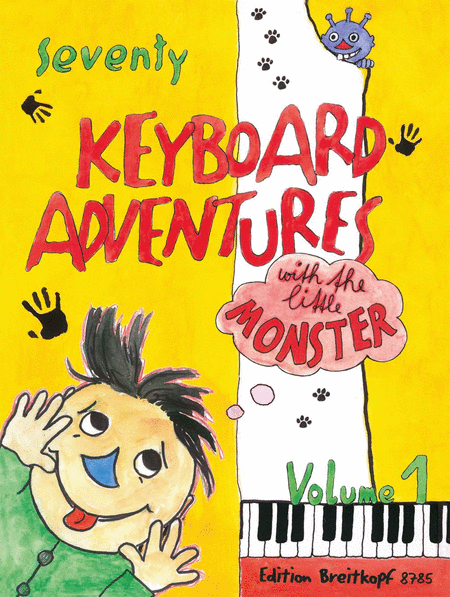 70 Keyboard Adventures Vol. 1