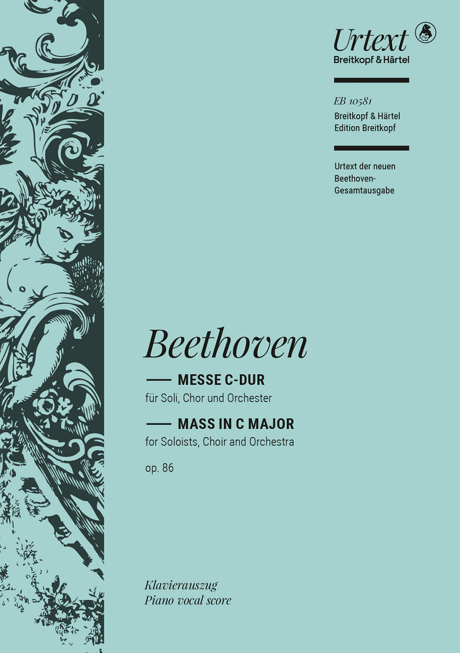 Messe C-dur op. 86