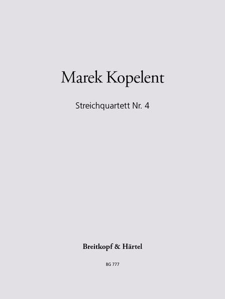 Streichquartett, Nr. 4