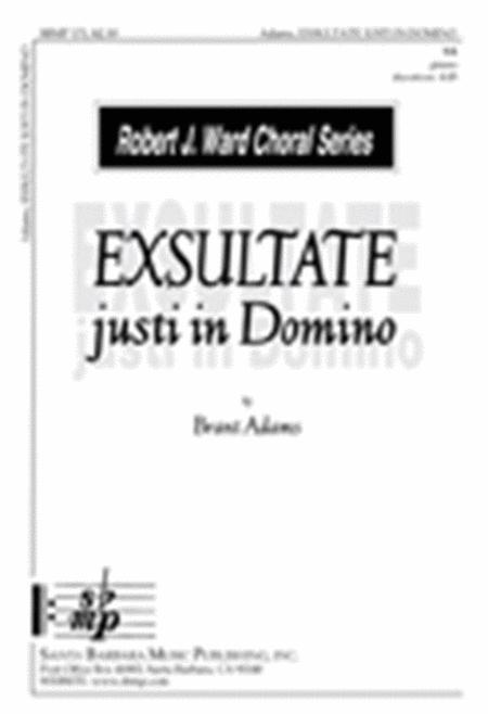 Exsultate Justi in Domino