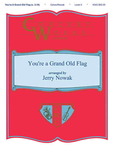 You're a Grand Old Flag
