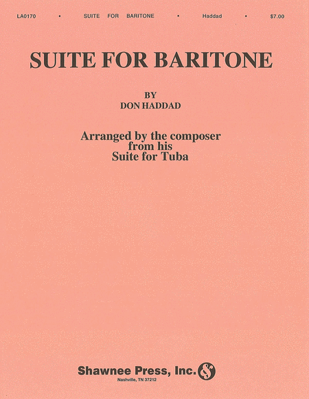 Don Haddad: Suite For Baritone