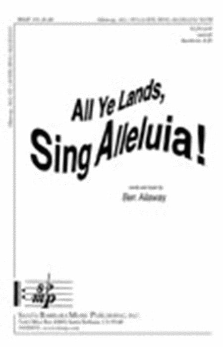 All Ye Lands, Sing Alleluia!