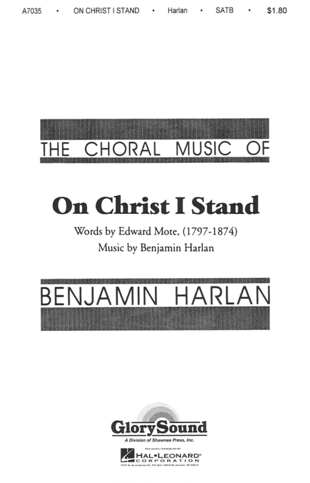 On Christ I Stand