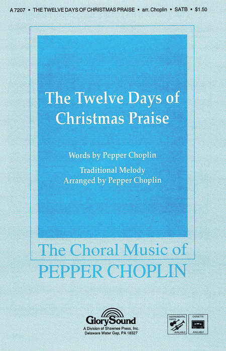 The Twelve Days of Christmas Praise