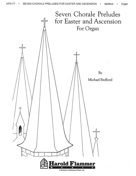 Seven Chorale Preludes for Easter and Ascension
