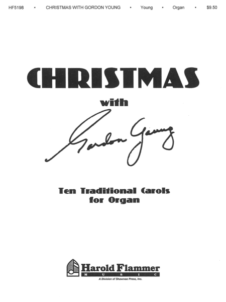 Christmas with Gordon Young