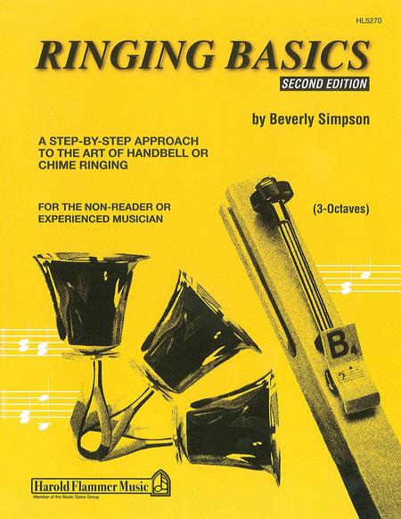 Ringing Basics Handbell Method Book Vol. 2 - 2nd Edition