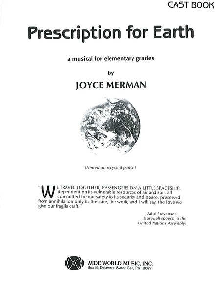 Rx for Earth