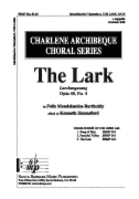The Lark (Lerchengesang)