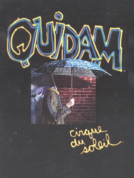 Quidam / Cirque Du Soleil