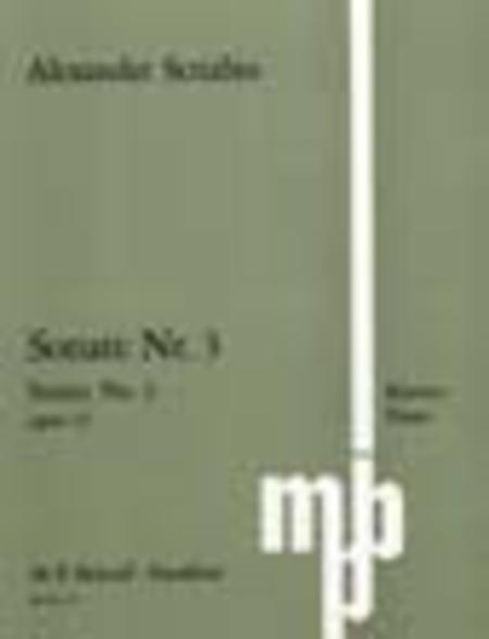 Sonata No. 3 in f# Op. 23