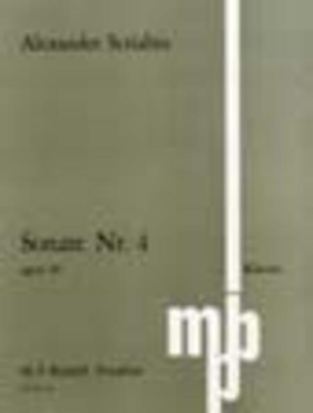 Sonata No. 4 in F# Op. 30