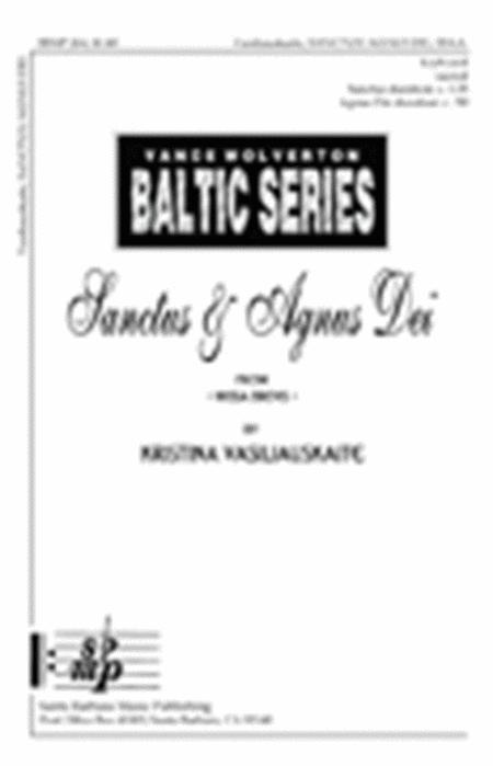 Sanctus & Agnus Dei from Missa Brevis