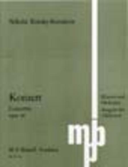 Concerto in C# minor Op. 30