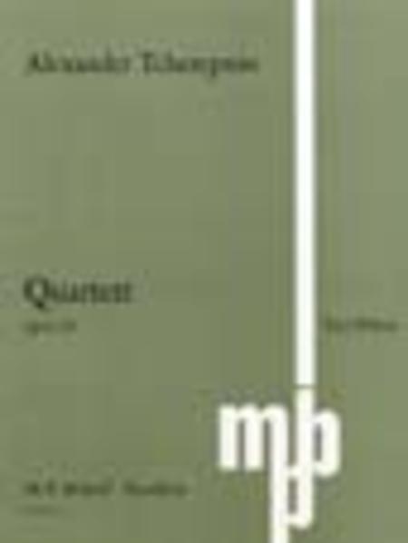 Quartet Op.60