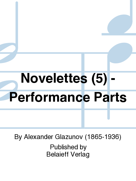 Novelettes (5) - Performance Parts