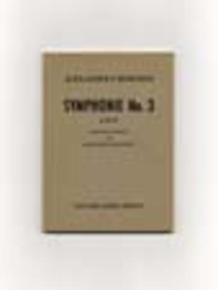 Symphony No. 3 in a minor