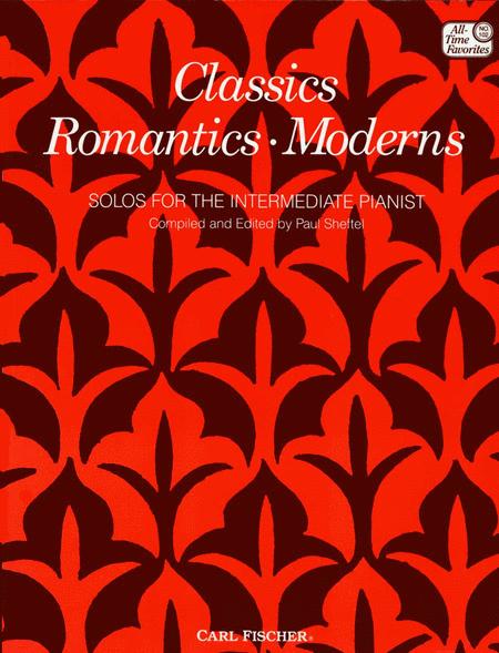 Classics-Romantics-Moderns