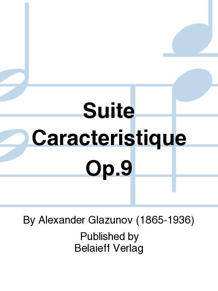 Suite Caracteristique Op.9