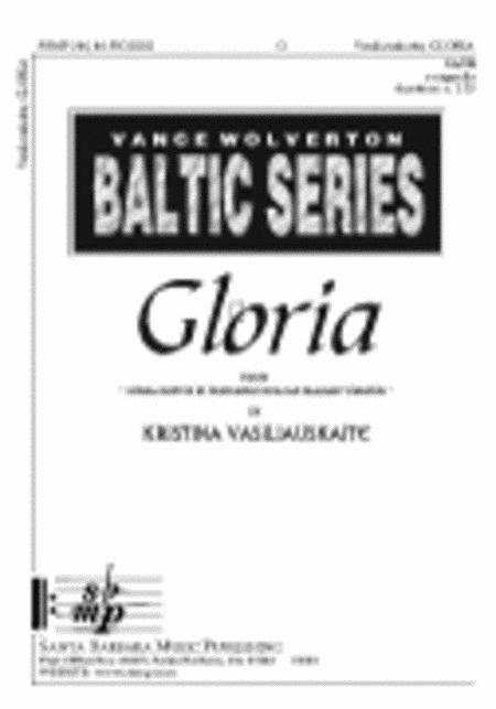 Gloria from Missa Brevis in Honorem Beata Maria Virginis