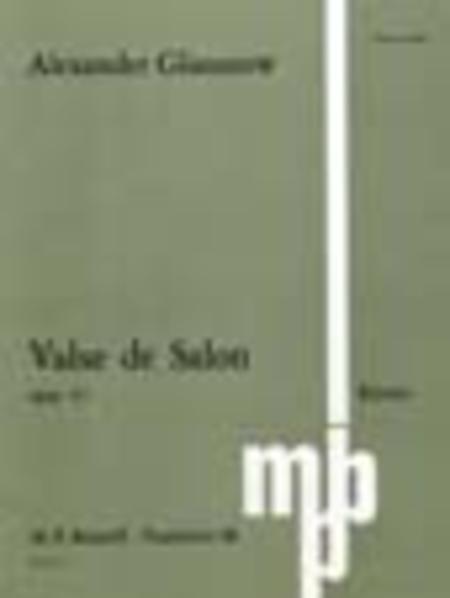 Valse de Salon Op. 43